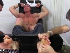 Gay feet ass xxx Connor Maguire Tickled