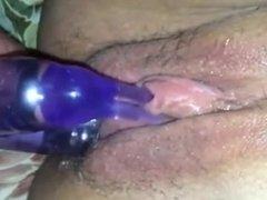 Orgasmo con juguete
