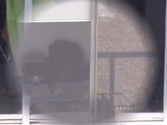 Hotel Window 158b