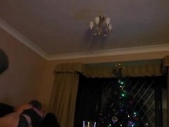 Christmas Eve my wife fucks in front of me 02