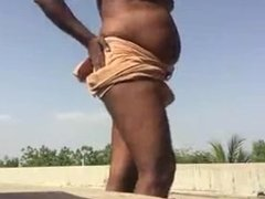 Indian Man Showing Nude Body And Masturbating