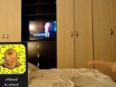 Girl love webcam show - Big ass