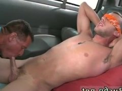Straight guys in trouble jerked off gay Gay