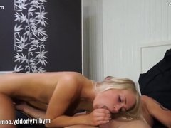 My Dirty Hobby - KathiRocks is a hot natural blonde