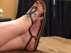 Sandals at Clips4sale.com
