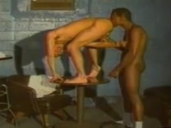 Two Sexy Black Gay Men Suck Cock, Rim Ass And Fuck
