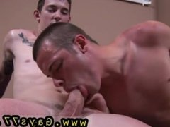 Dominic-straight men first anal gay sex movie and