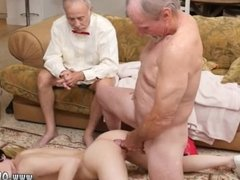 Maya-tranny old man frannkie goes and slurps her
