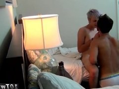 Samuels having gay sex with boys dick first time