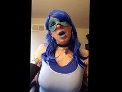 Blue Girl CD (part 2) by vikkicd16