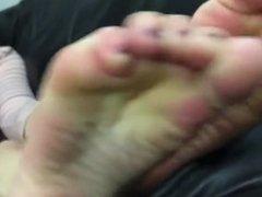 Socks soles & toes