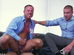 Straight guys get fun and fuck each other gay Earn That Bonus