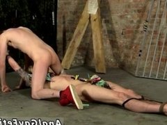Hot sexy naked male teen having gay sex first time Pegged And Face Fucked!