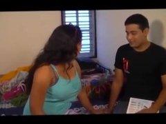 Hindi hot short Films Movies Young Teacher Romancing (18+)