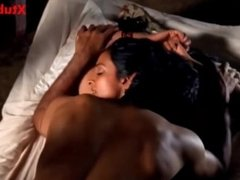 Hindi Movie Karkash hot bed scene