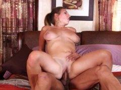 Horny Teen Mila Brite With Nice Ass