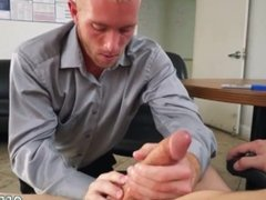 Free gay porn of men sucking their own dick Keeping The Boss Happy