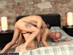 Boy fuck boy and licks off cum gay Jason gives Timmy a handle sliding on