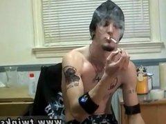 Gay armpit hair fetish Straight Boys Smoking Contest!