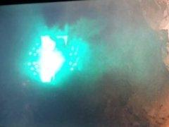 Lou Ferrigno Hercules Tears Open Steel Wall To Get Through