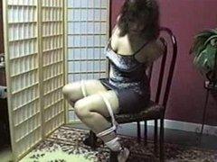 Kiana chair tied