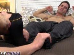 Latino guys feet gay Hunter Page & Cameron Worship Each Others Feet