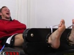 Bow legged naked movietures gay Kenny Tickled In A Straight Jacket
