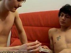 Free teen gay mutual masturbation clips Jerry & Clark Smoke Suck