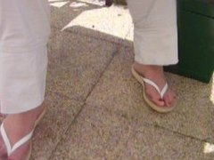 pieds odorants de ma femme 1
