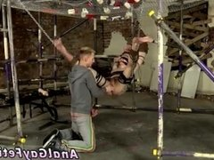 First time gay twink bondage A Boys Hole Used For Entertainment