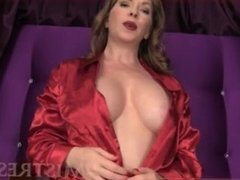 MILF With Big Tits Teasing