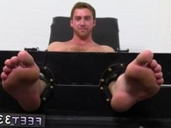 Pics guys feet gay first time Connor Maguire Jerked & Tickle d