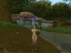 World of Warcraft: Legion Nude Mod