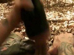 Logan McCree fucks fleshlight