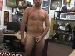 Fat straight old man gay porn xxx Straight dude heads gay for cash he