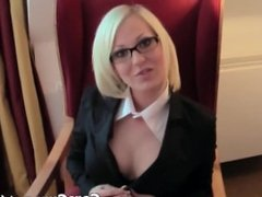 JERK OFF INSTRUCTION HOT GERMAN TEACHER