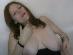 Mom Gives Hot JOI and Shows Huge Tits!