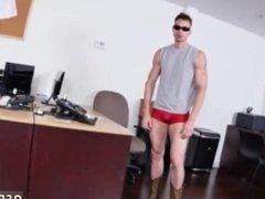 Straight greek men nude gay Lance's Big Birthday Surprise