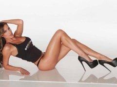 Ten Gorgeous Pornstars Posing Photo Montage Music Video