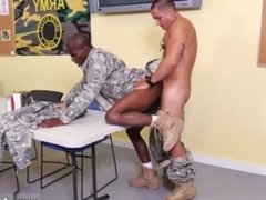 Military men naked small penis gay Yes Drill Sergeant!