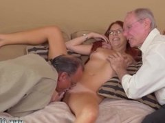 British old men and old granny pussy Frankie And The Gang Take a Trip