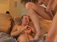 Tiny fuck and squirt