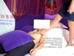 Chinese foot slave