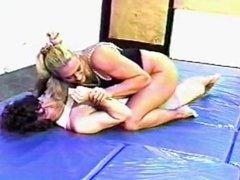 Mixed Wrestling Sexy FBB Sonya MW16