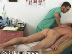 Hot naked buff men jacking off and men held captive by a testicle cuff