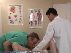 Men who jack off with their boys gay xxx The one doctor was able to take