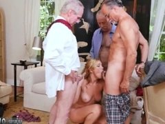 Amateur tongue blowjob Frankie And The Gang Tag Team A Door To Door