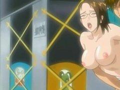 Big Boobs Hentai Schoolgirl Anal Creampie Cartoon XXX