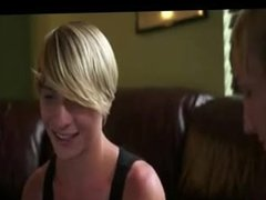 Blond twink gets what he wants