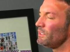 Men fucking gay sex doll toy movies Brock Landon is thinking dinner
